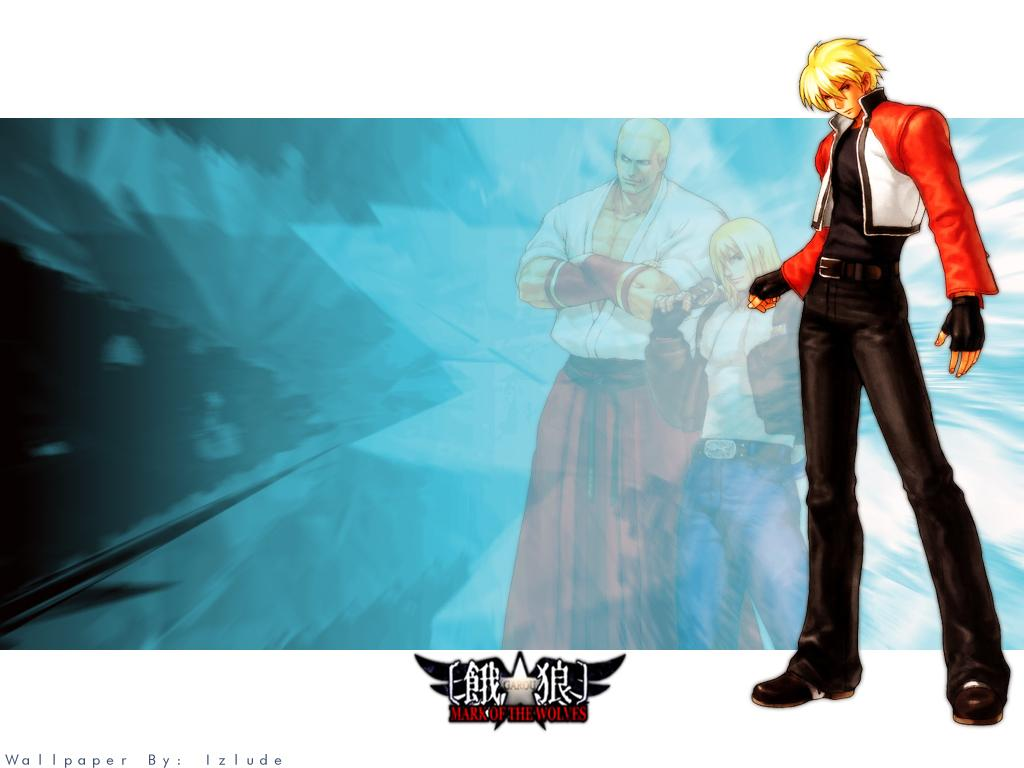 Garou Mark Of The Wolves Wallpapers Wallpaper Cave Rock is the son of the most infamous crime lord of southtown, geese howard. garou mark of the wolves wallpapers