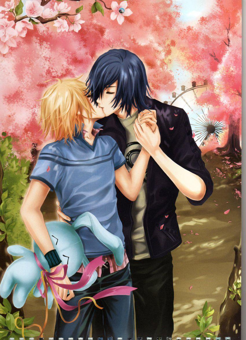 Gay Anime Couple Pic Wallpapers - Wallpaper Cave