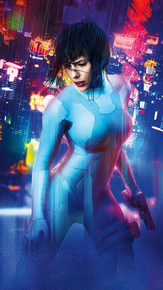 Ghost In The Shell Phone Wallpapers Wallpaper Cave