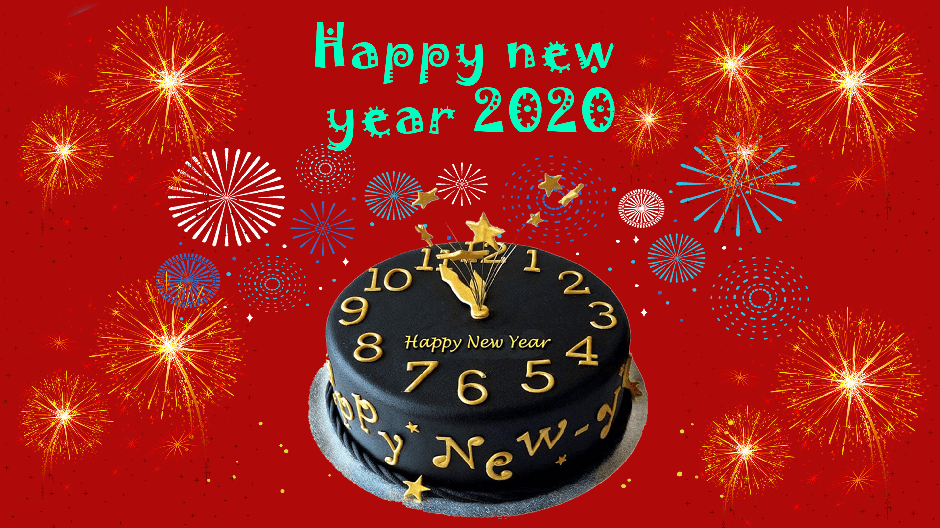 Happy New Year Background, wallpapers collections at