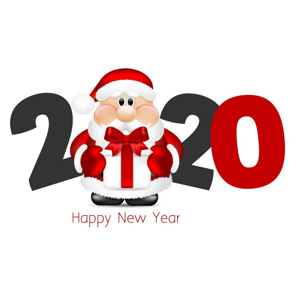 2020 Happy New Year Image, Pictures, Wallpapers