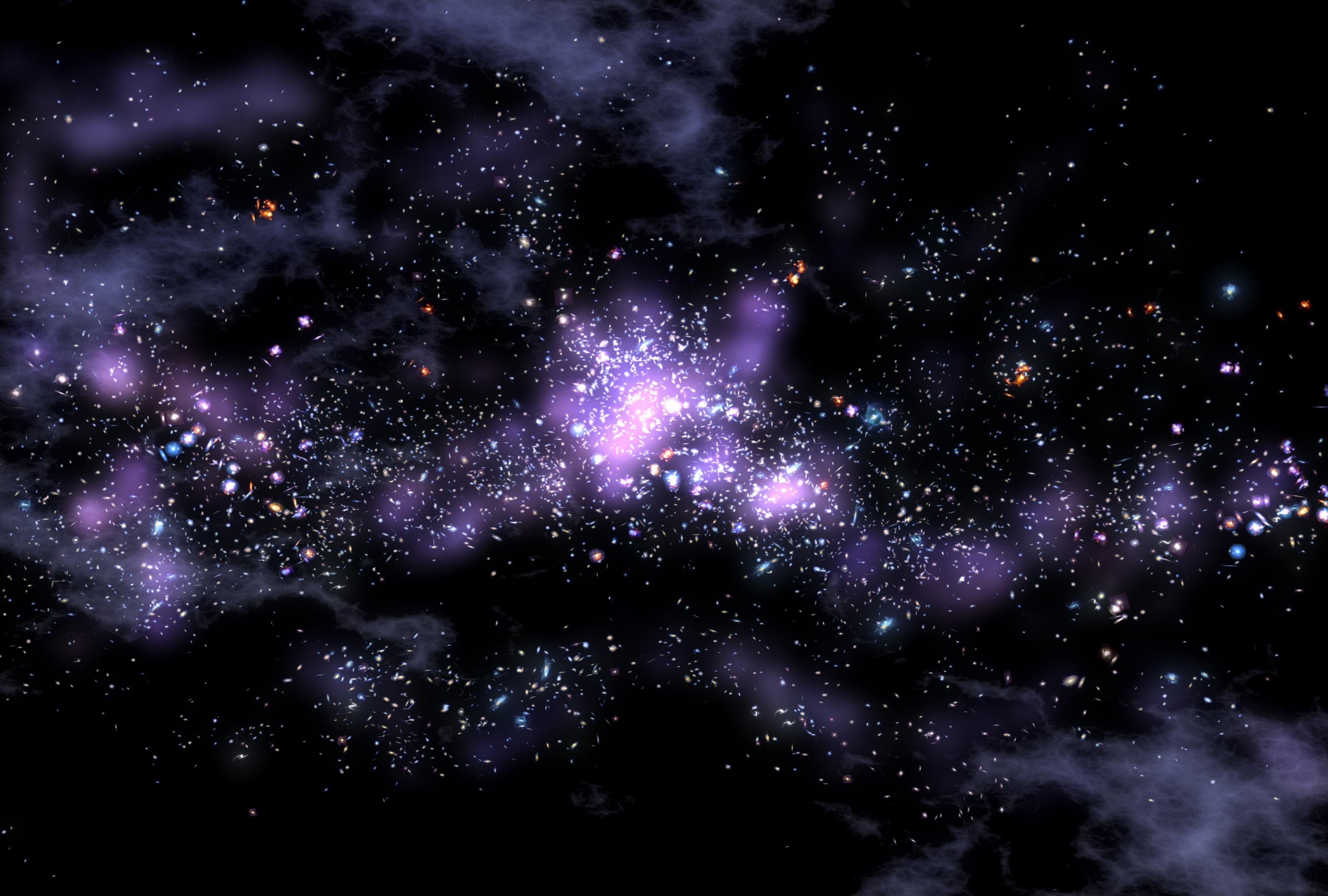 Galaxy Aesthetic Wallpapers Wallpaper Cave