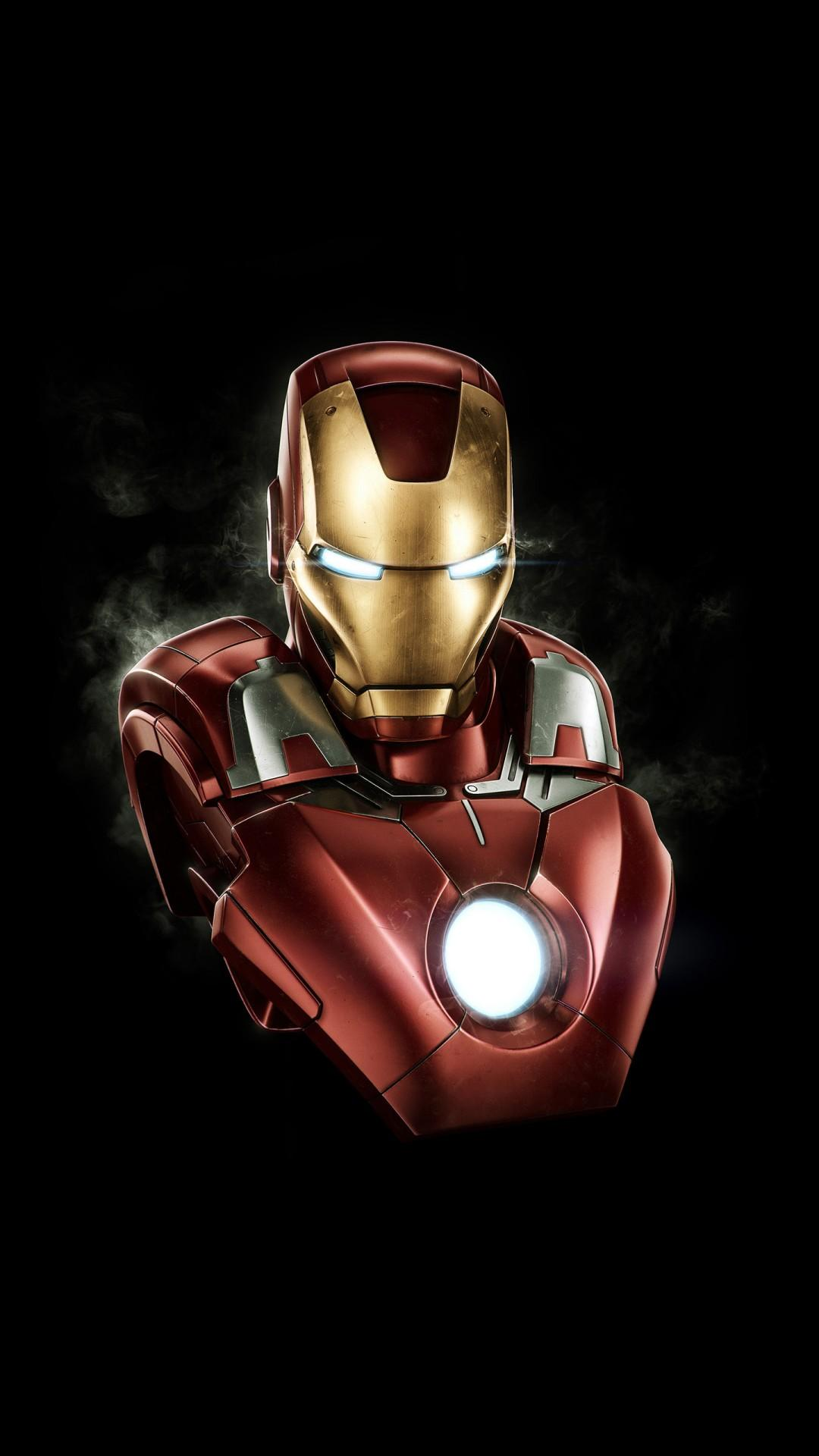 3d Android Iron Man Wallpapers Wallpaper Cave