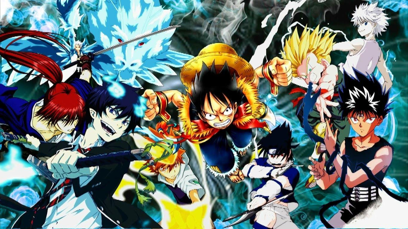 Shonen Jump Desktop Wallpapers Wallpaper Cave