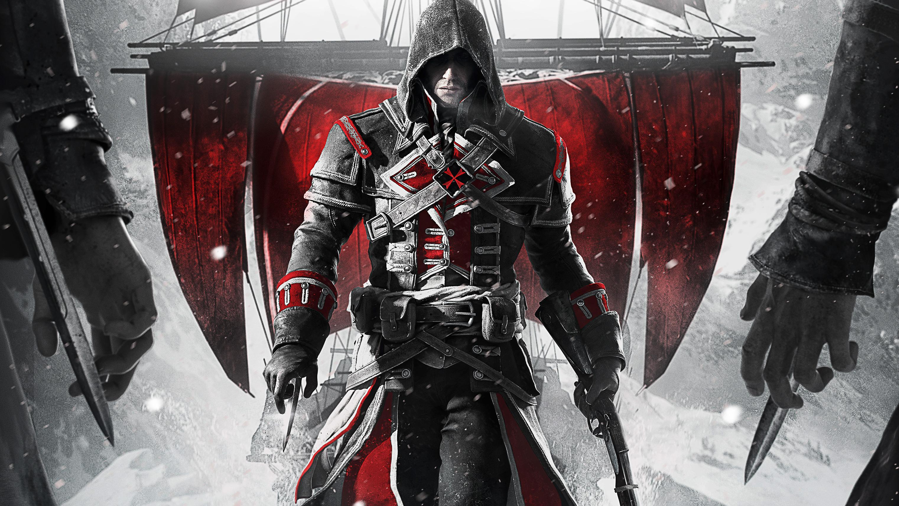 Assassin S Creed Rogue Hd Wallpapers Wallpaper Cave