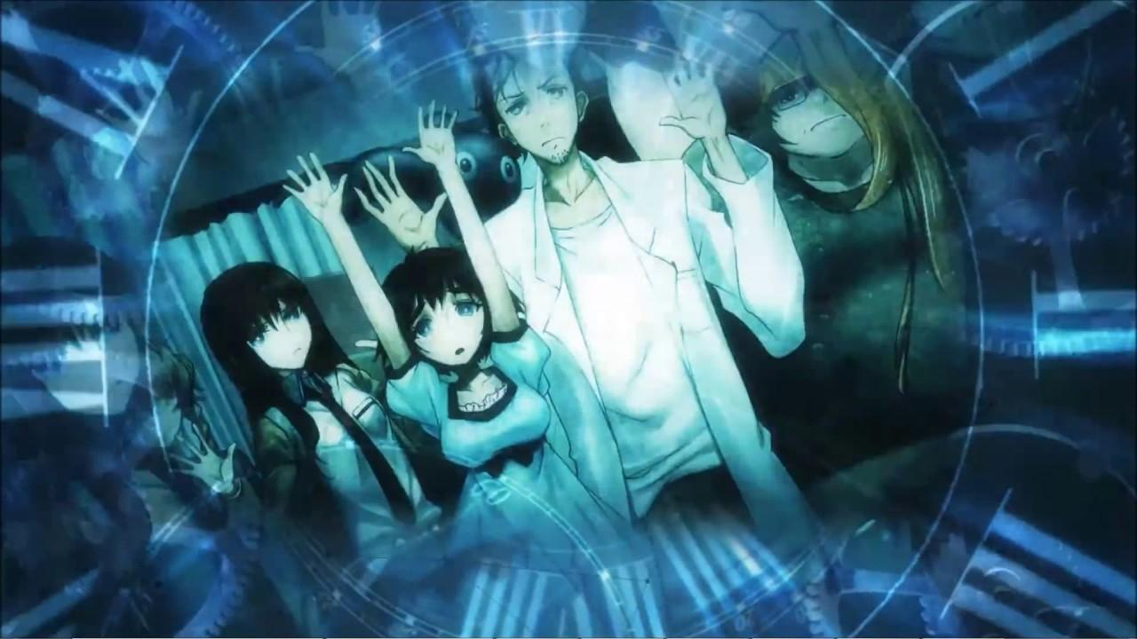 Steins Gate 0 Wallpapers Wallpaper Cave