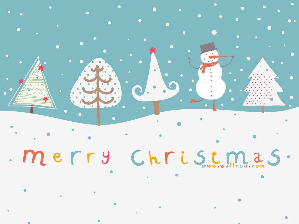 Cute Christmas Computer Wallpapers ...