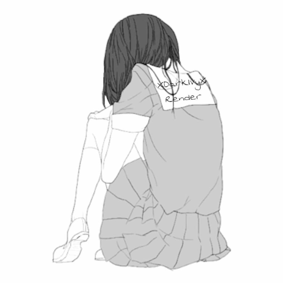 Heart Broken Anime Girl Wallpapers Wallpaper Cave