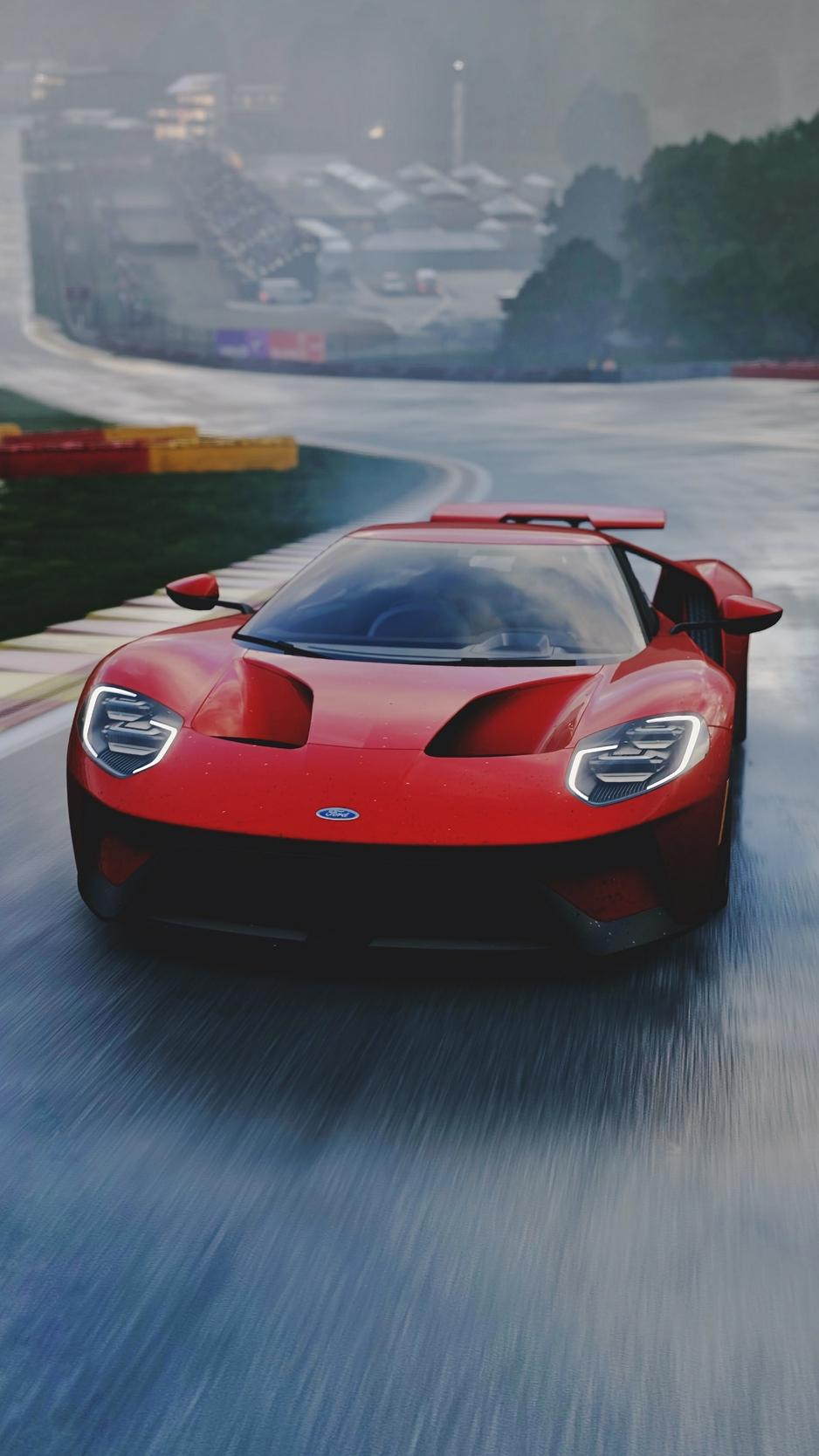 Ford Gt Iphone Wallpapers Wallpaper Cave