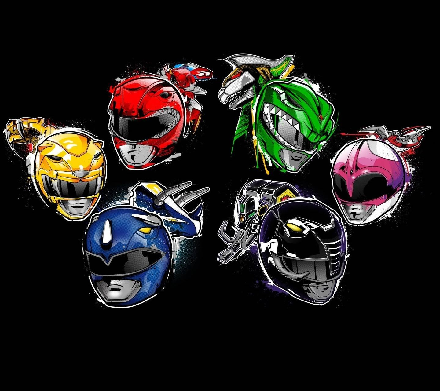 Power Rangers Space Wallpapers - Wallpaper Cave