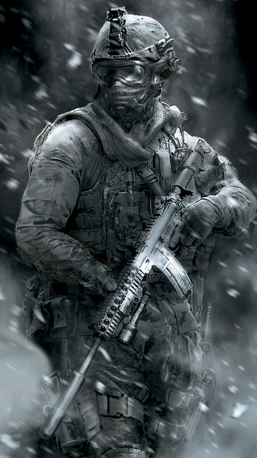 Call Of Duty Iphone Wallpapers Wallpaper Cave