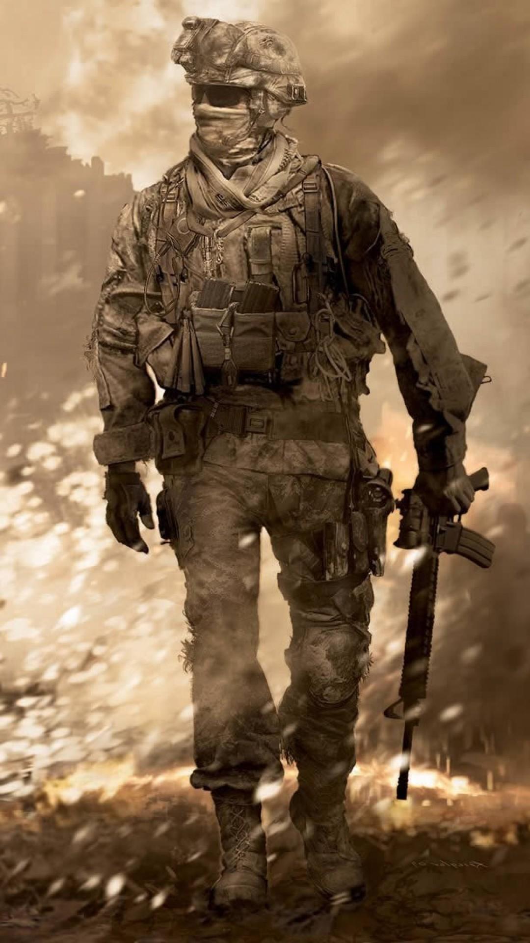 Modern Warfare Iphone Wallpapers Wallpaper Cave