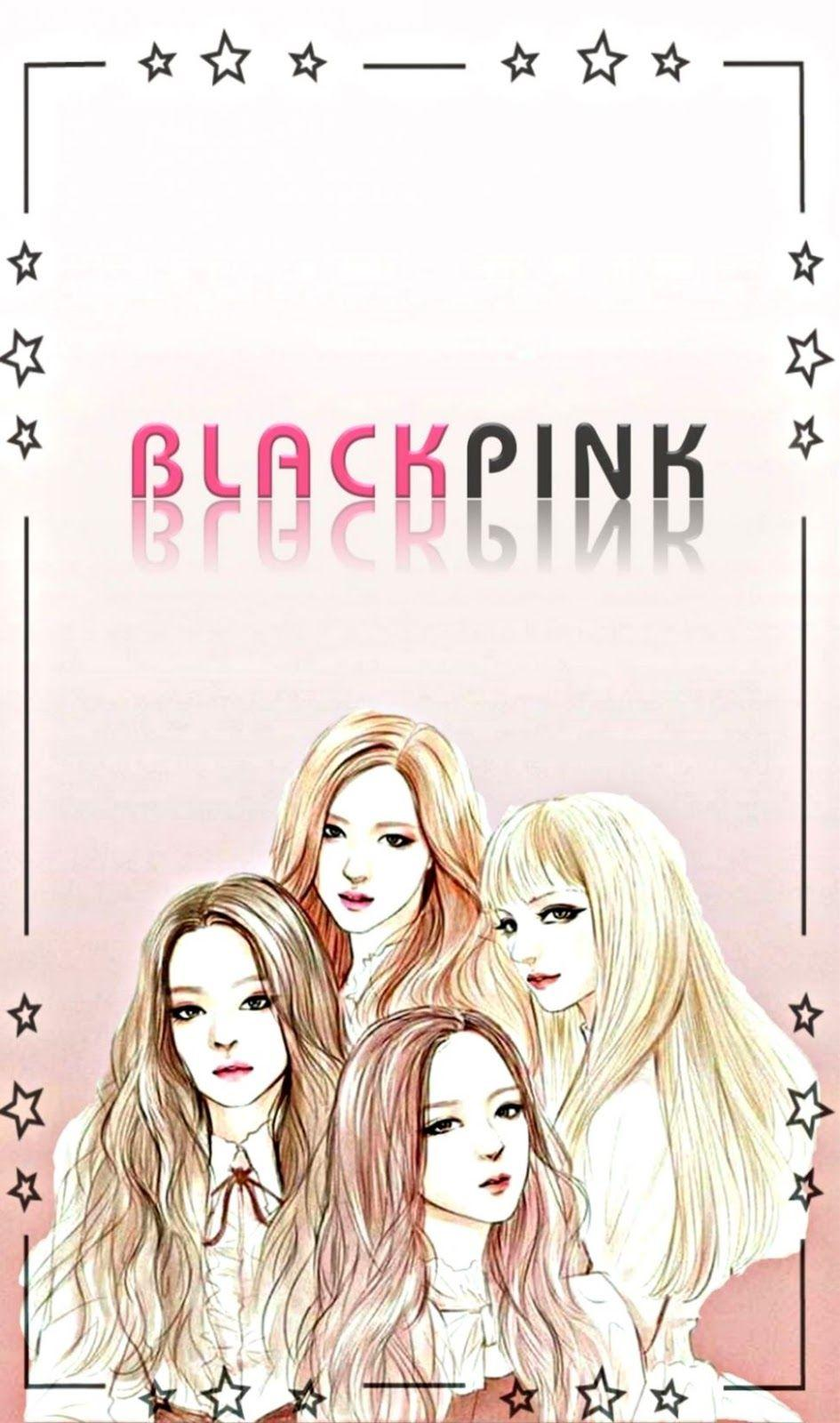 Blackpink Anime Wallpapers Wallpaper Cave
