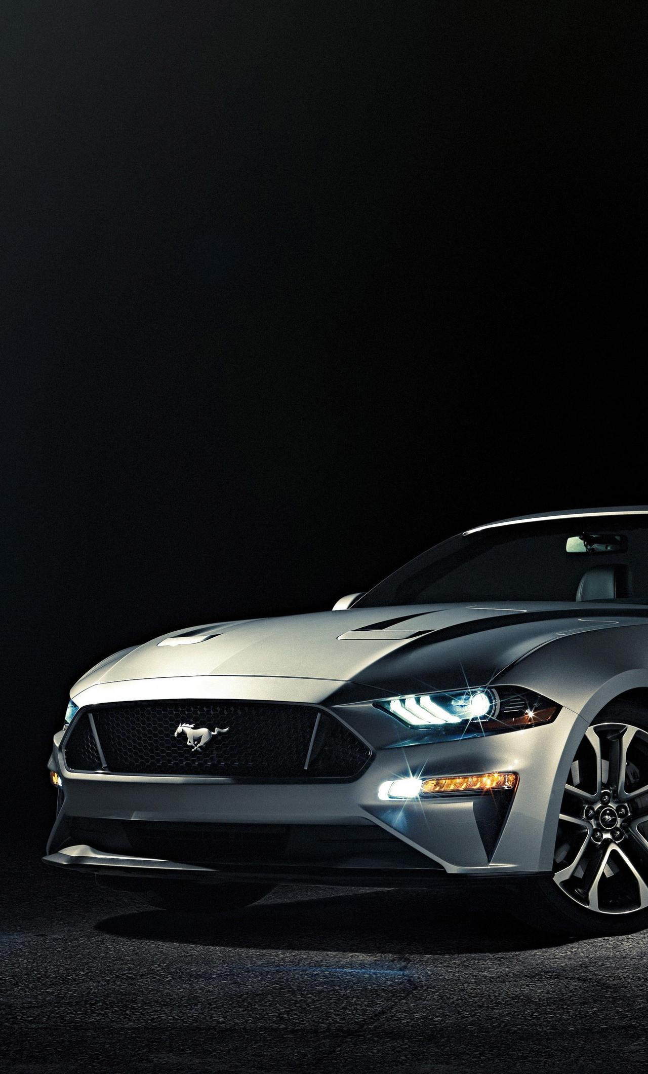 Mustang Logo Iphone Xs Max Wallpapers Wallpaper Cave