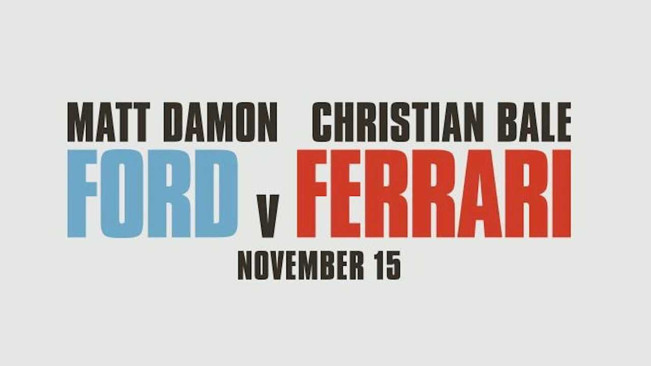 Ford V Ferrari Film Teased On Twitter, Looks Fantastic