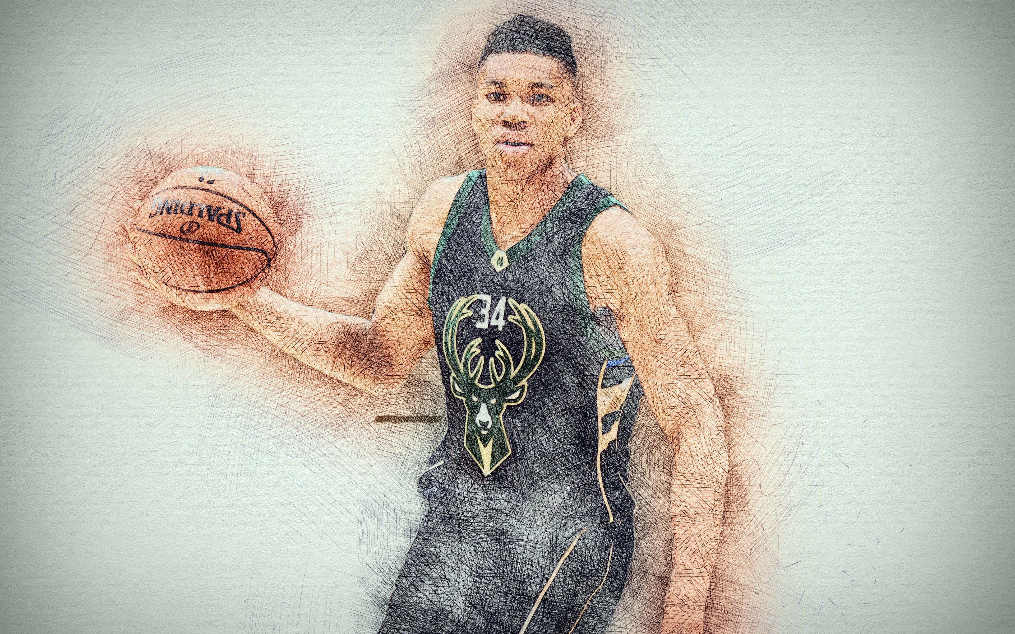 Cool Giannis Computer Wallpapers - Wallpaper Cave