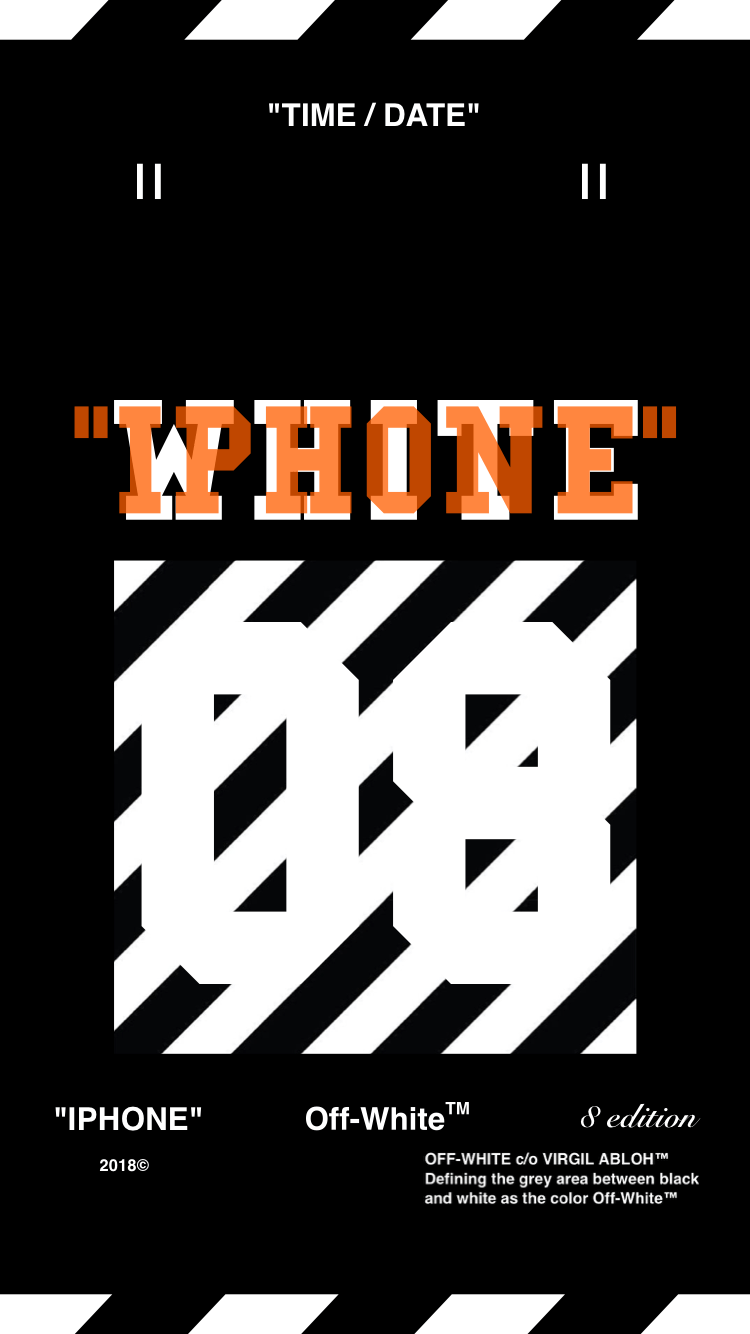 Off White iPhone HD Wallpapers - Wallpaper Cave