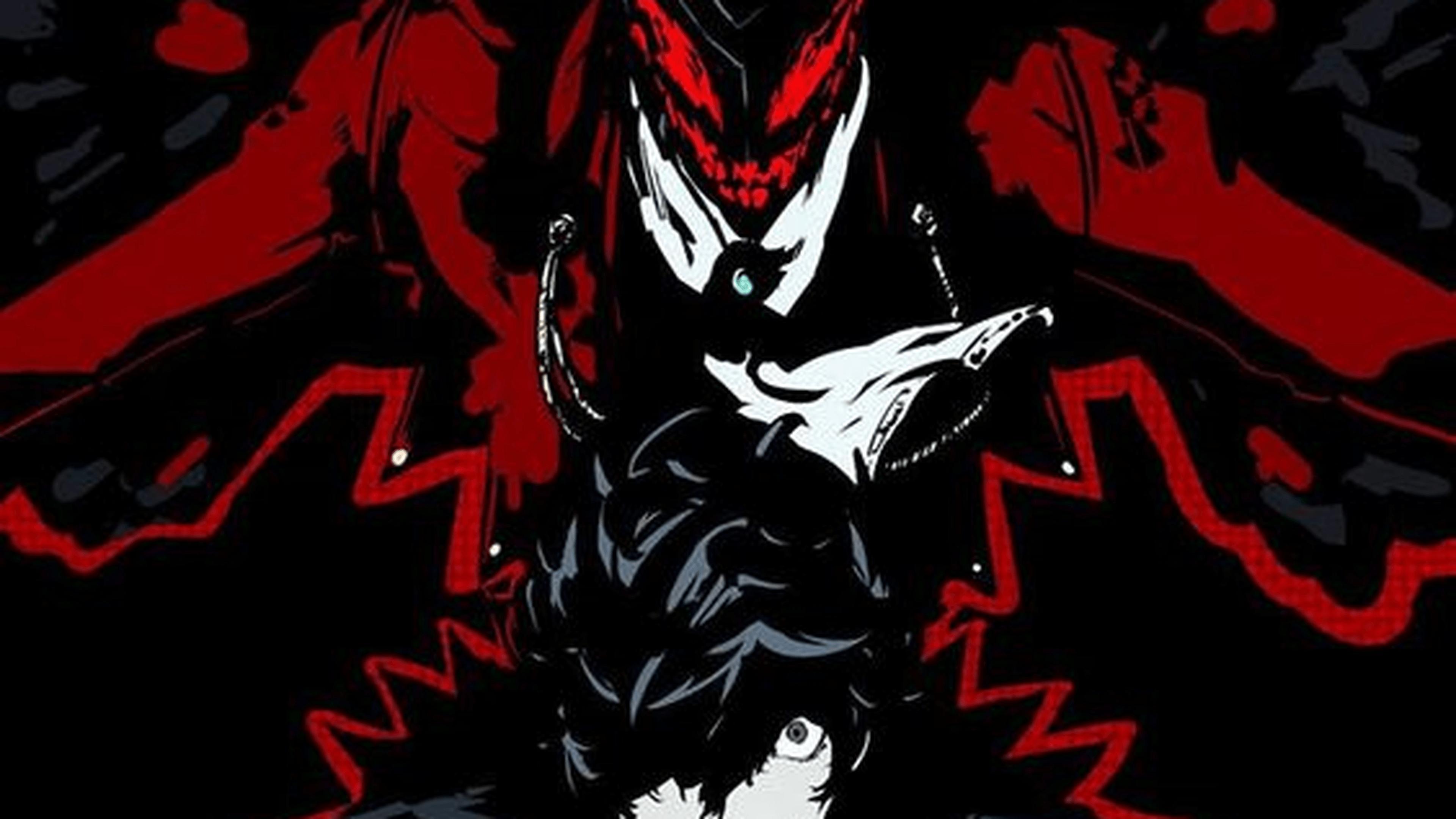 Minimalist Persona Joker Wallpapers - Wallpaper Cave