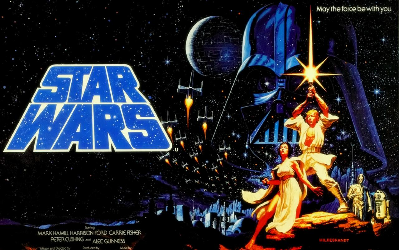 Star Wars Retro Wallpapers Wallpaper Cave