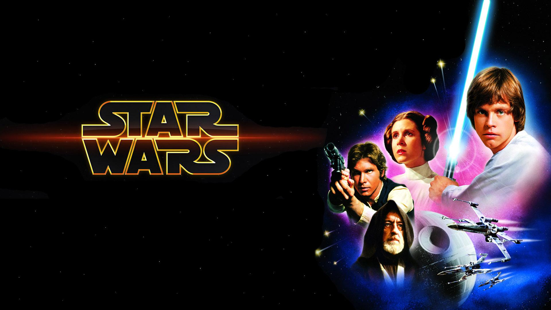 Star Wars New Hope Retro Wallpapers Wallpaper Cave