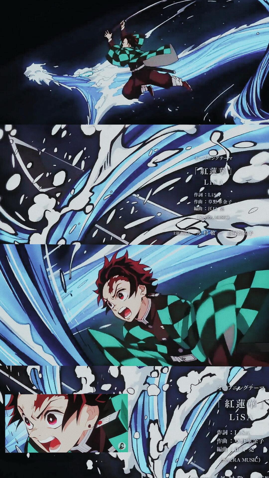 anime aesthetic slayer computer wallpapers