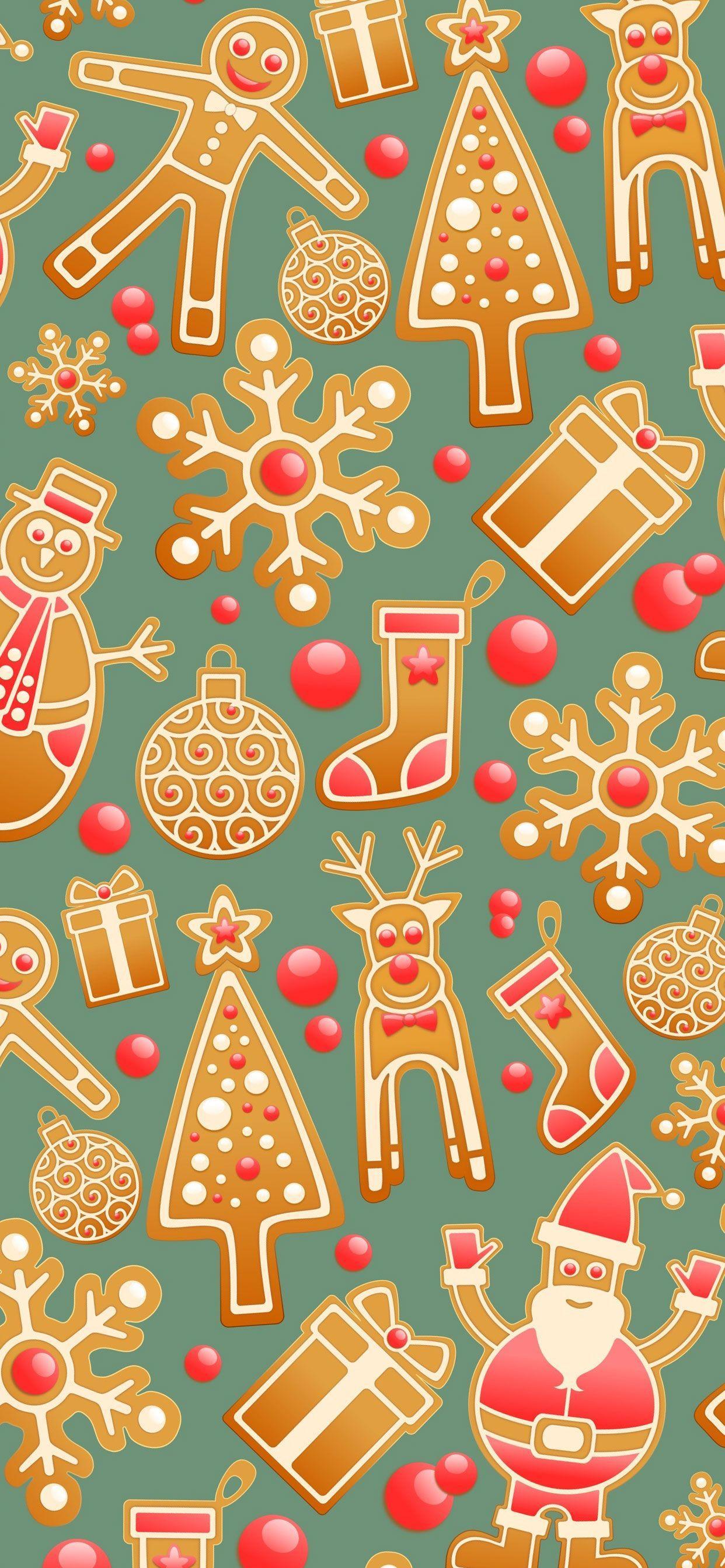 Gingerbread Phone Wallpapers   Wallpaper Cave