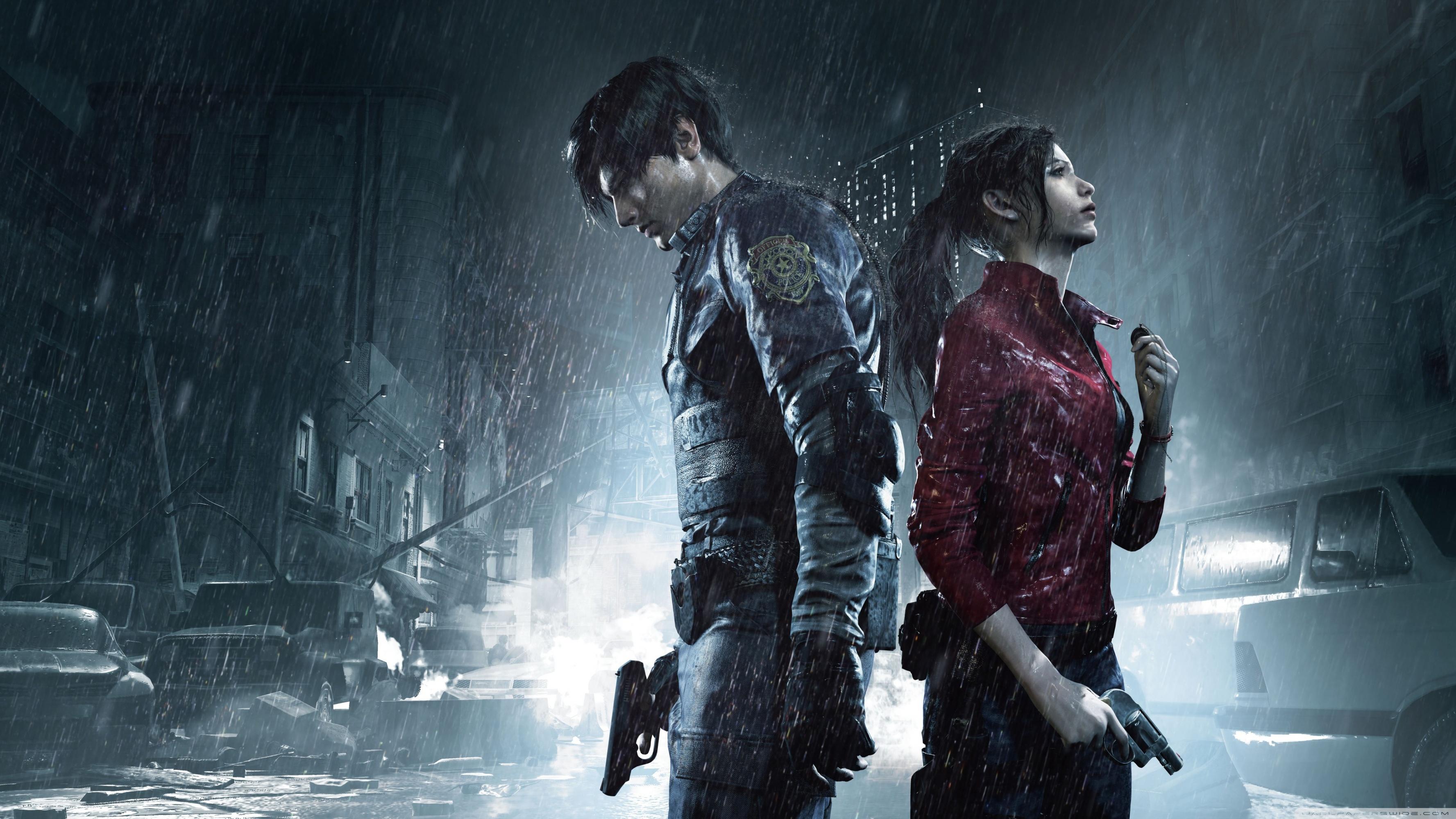 Resident Evil 3 Remake Desktop Wallpapers - Wallpaper Cave