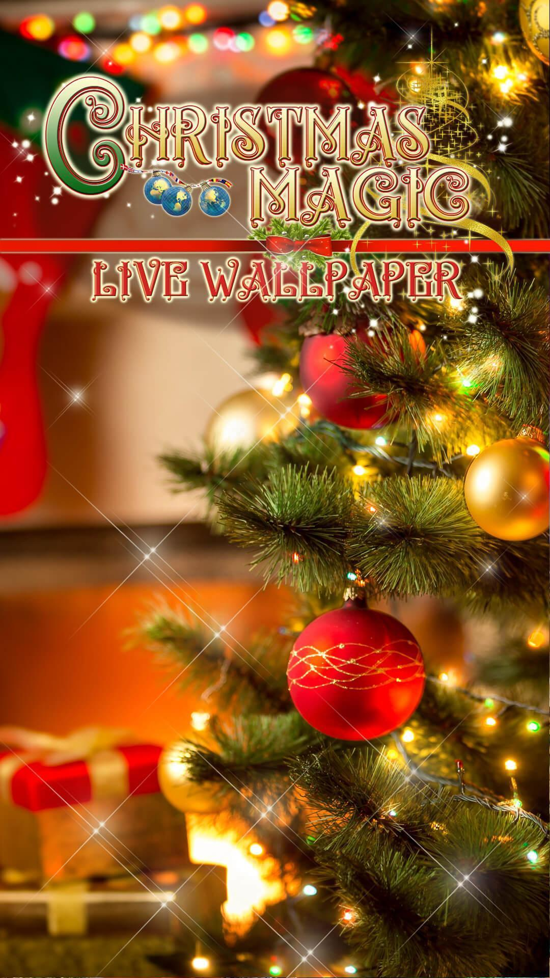 Christmas Magic Live Wallpapers Xmas 2019 for Android