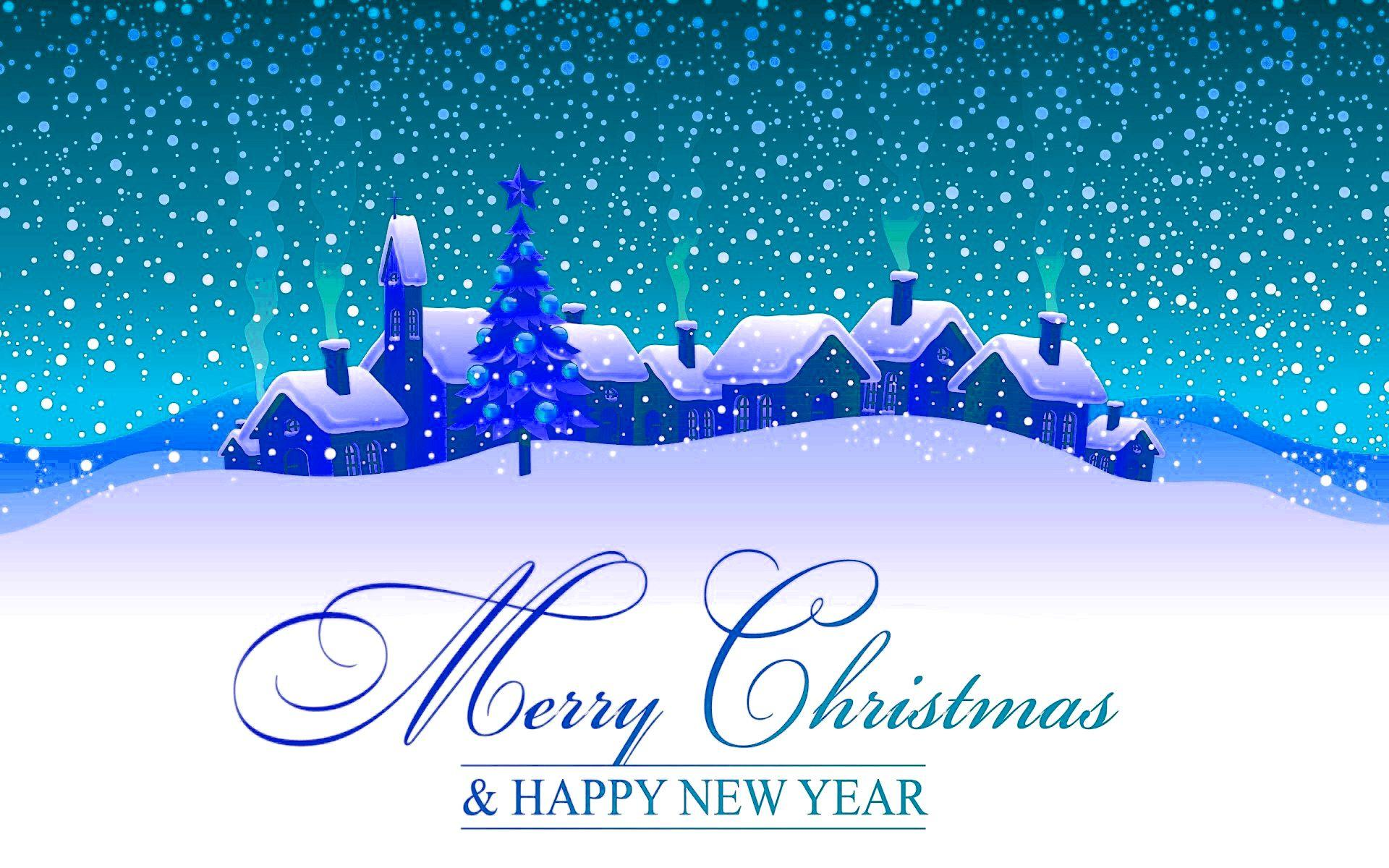 Best Merry Christmas 2018 And Happy New Year 2019 Image