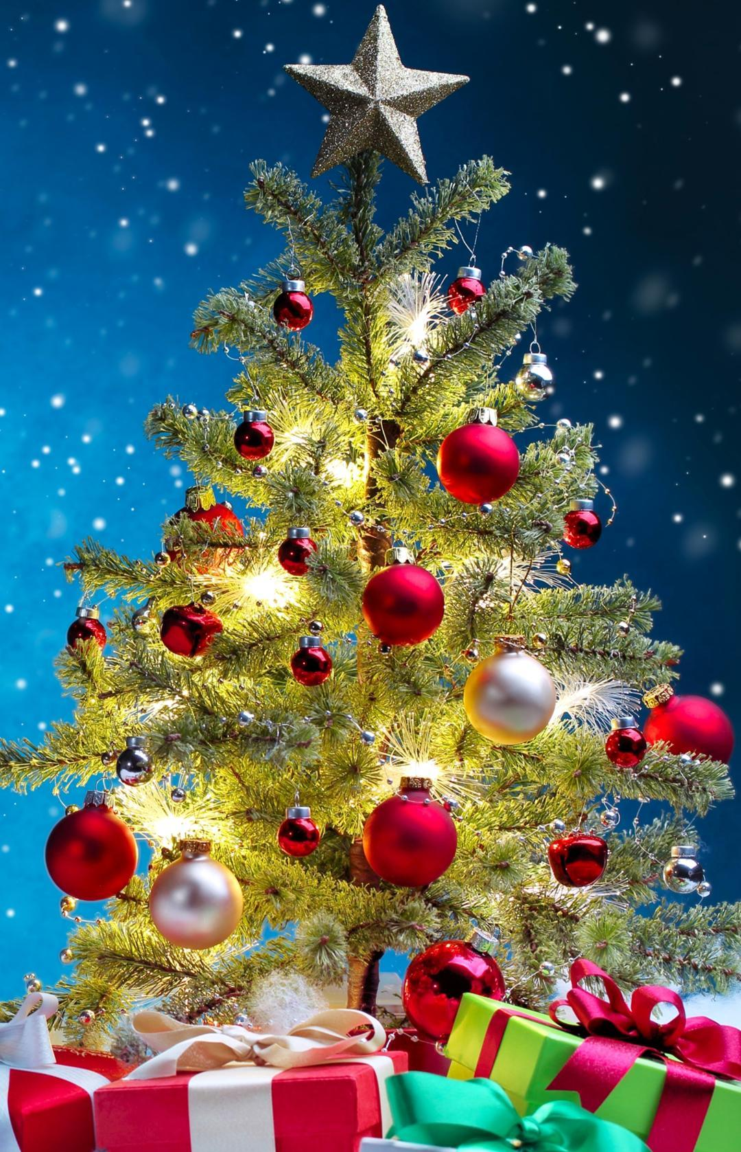 Christmas Tree HD Wallpapers 2019 for Android