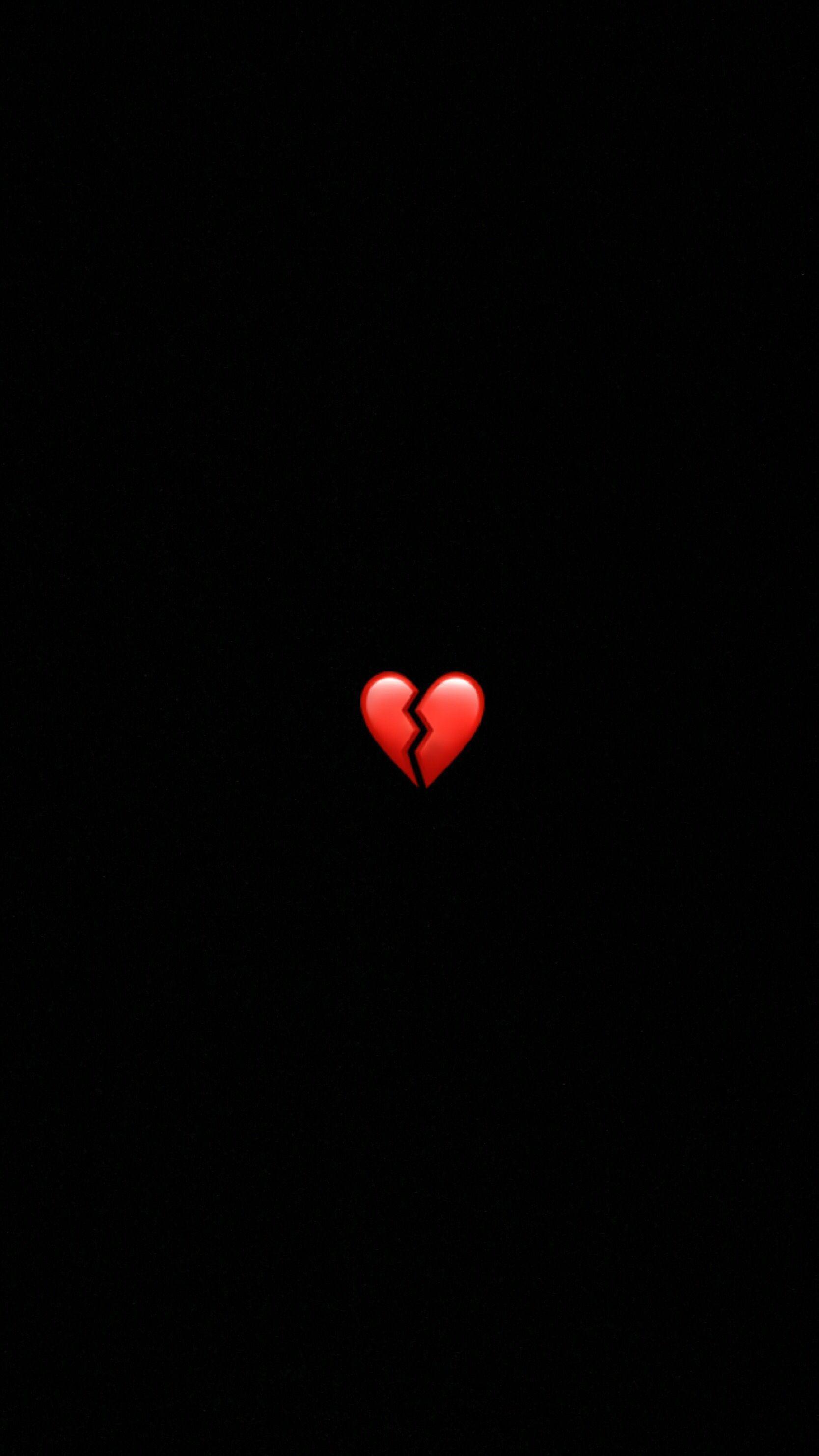 Broken Heart Wallpaper Emo