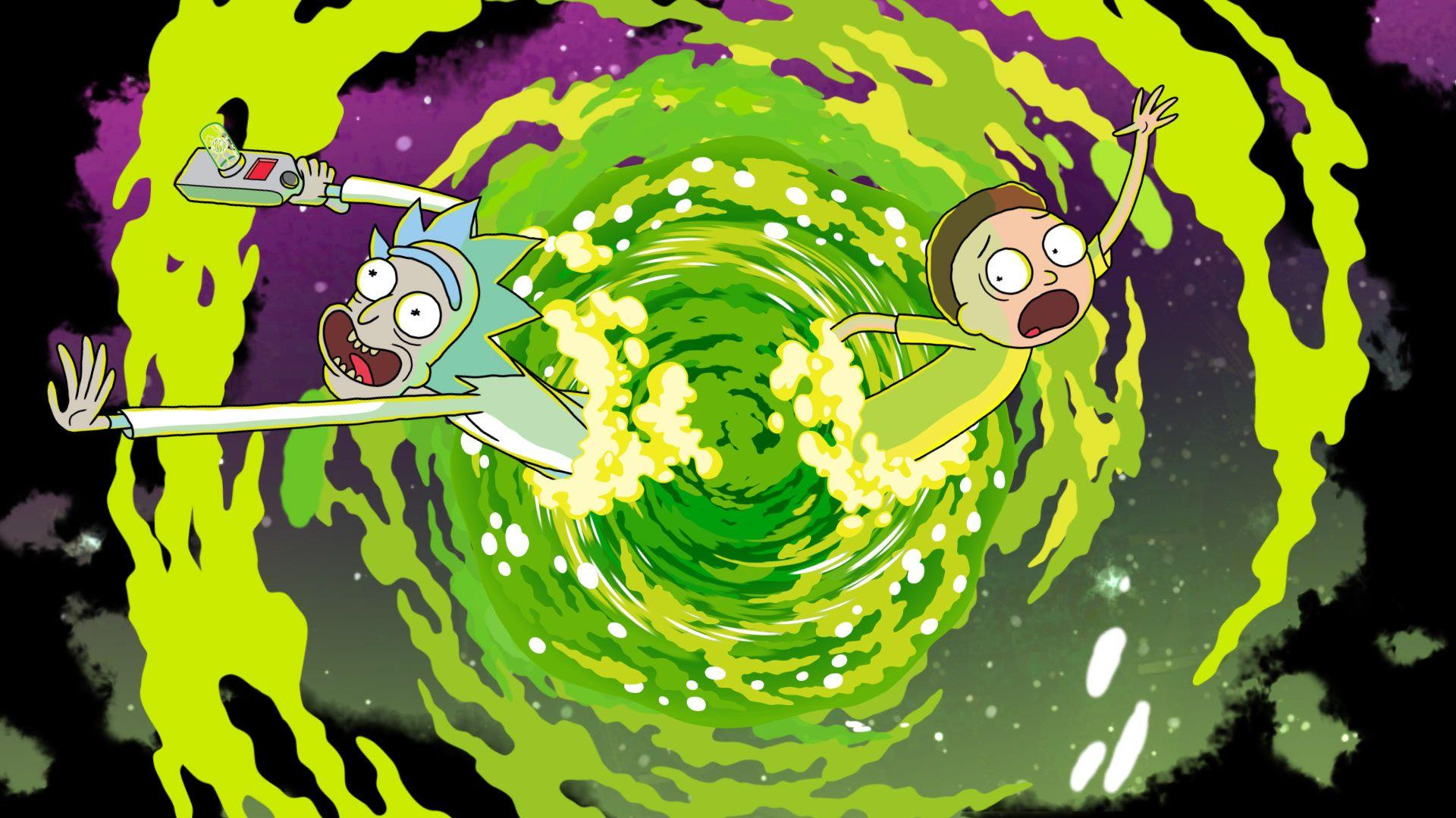 HD Rick And Morty Desktop Wallpapers - Wallpaper Cave