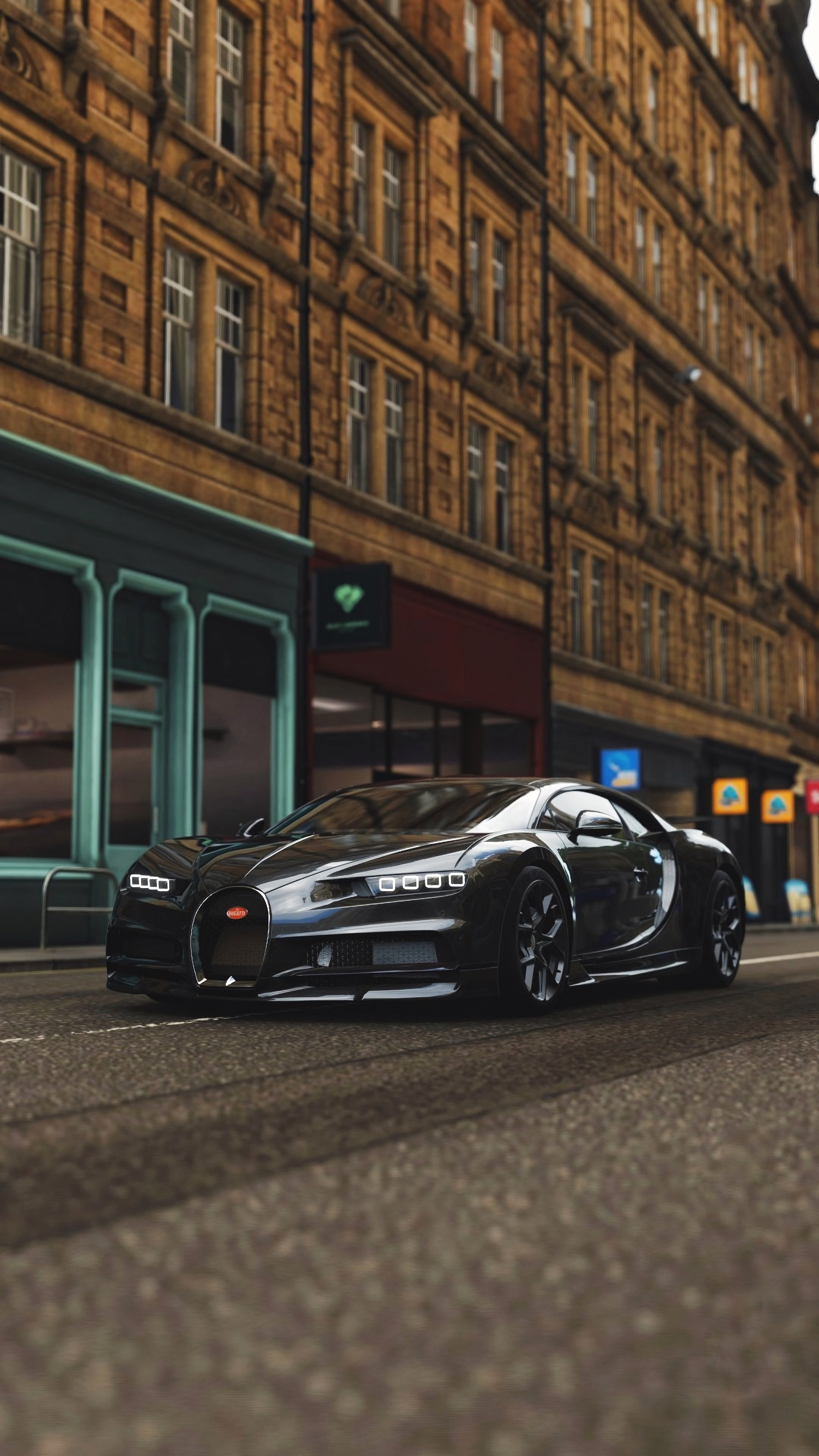 Bugatti Chiron Sport Wallpapers Wallpaper Cave