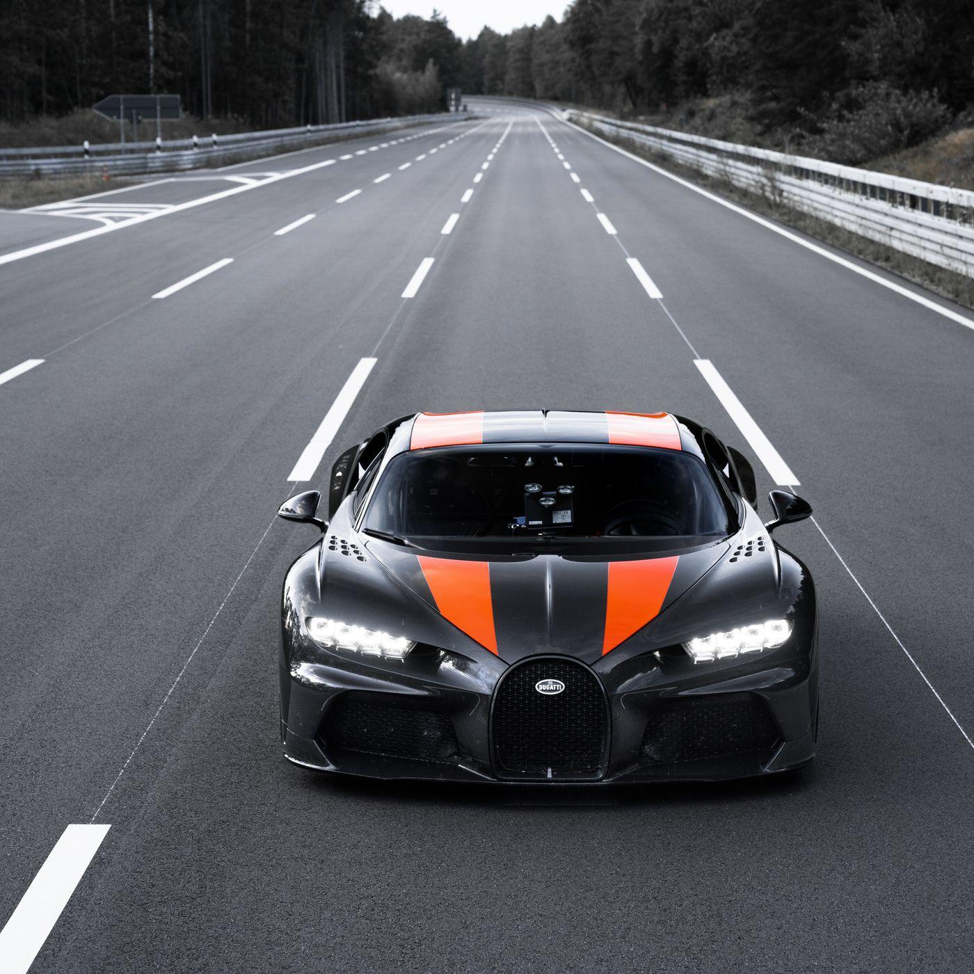 Bugatti Chiron Super Sport 300 Prototype 2019 Wallpapers