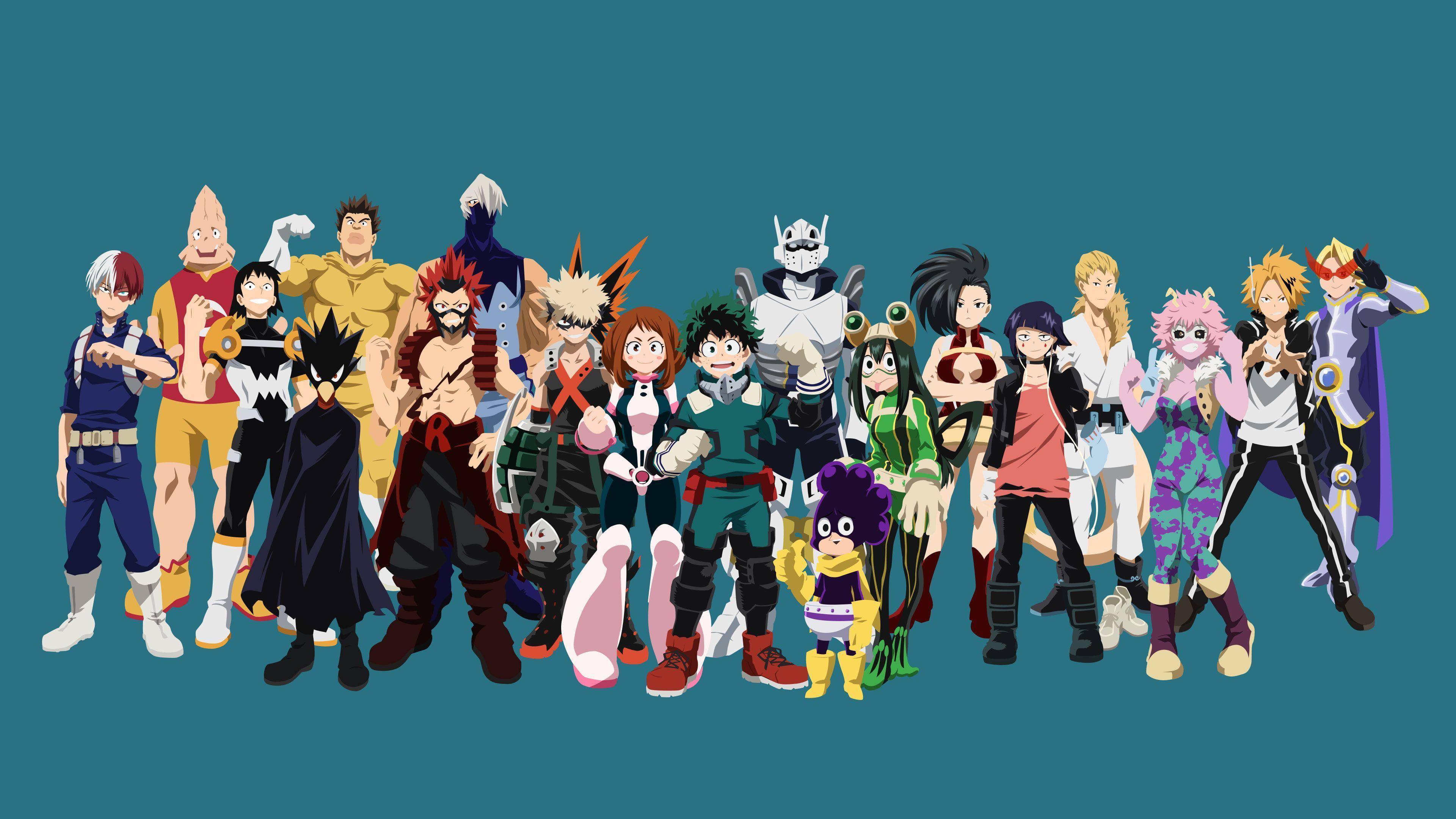 26 anime wallpaper mha