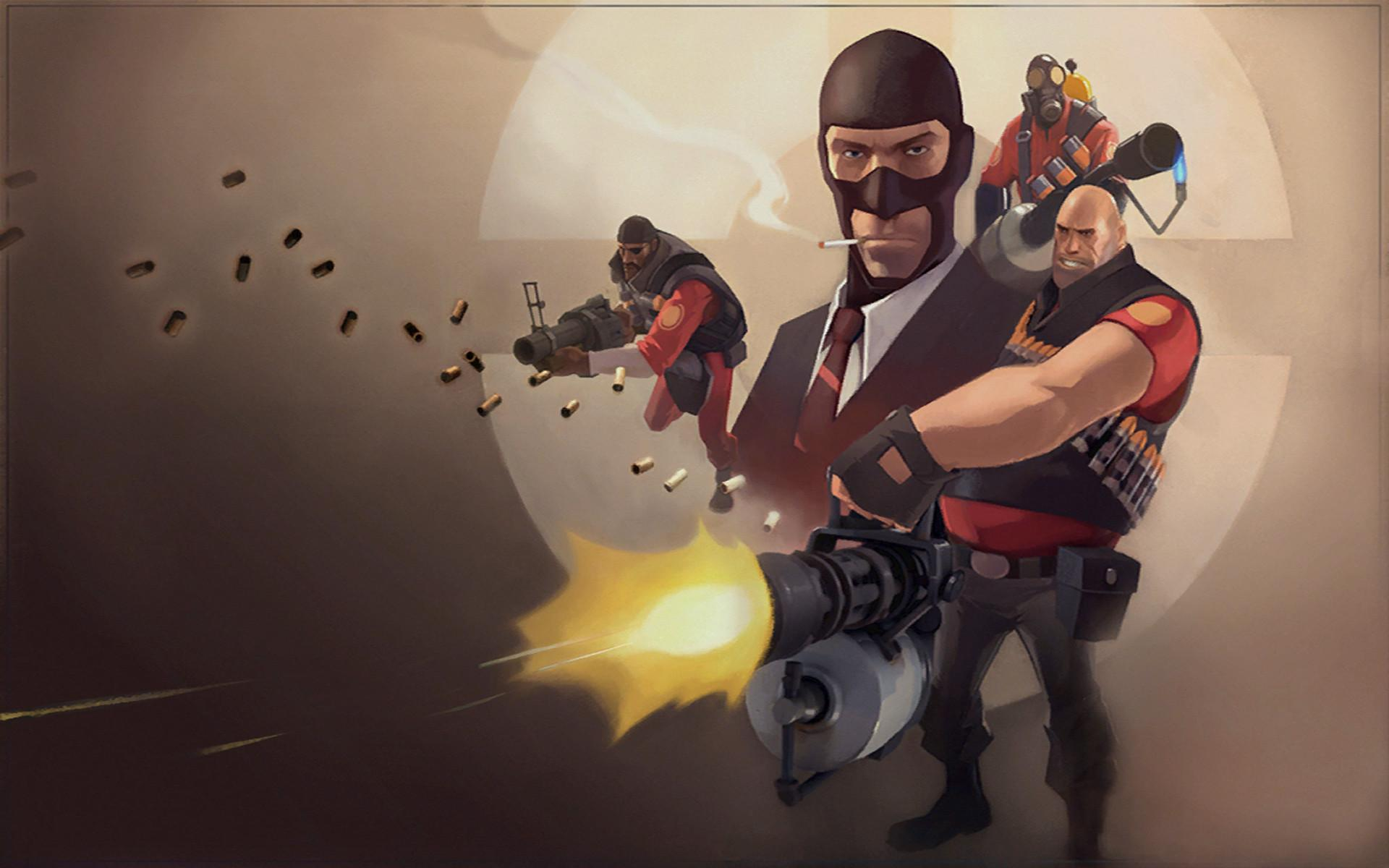 Team Fortress 2 Heavy Wallpapers Wallpaper Cave