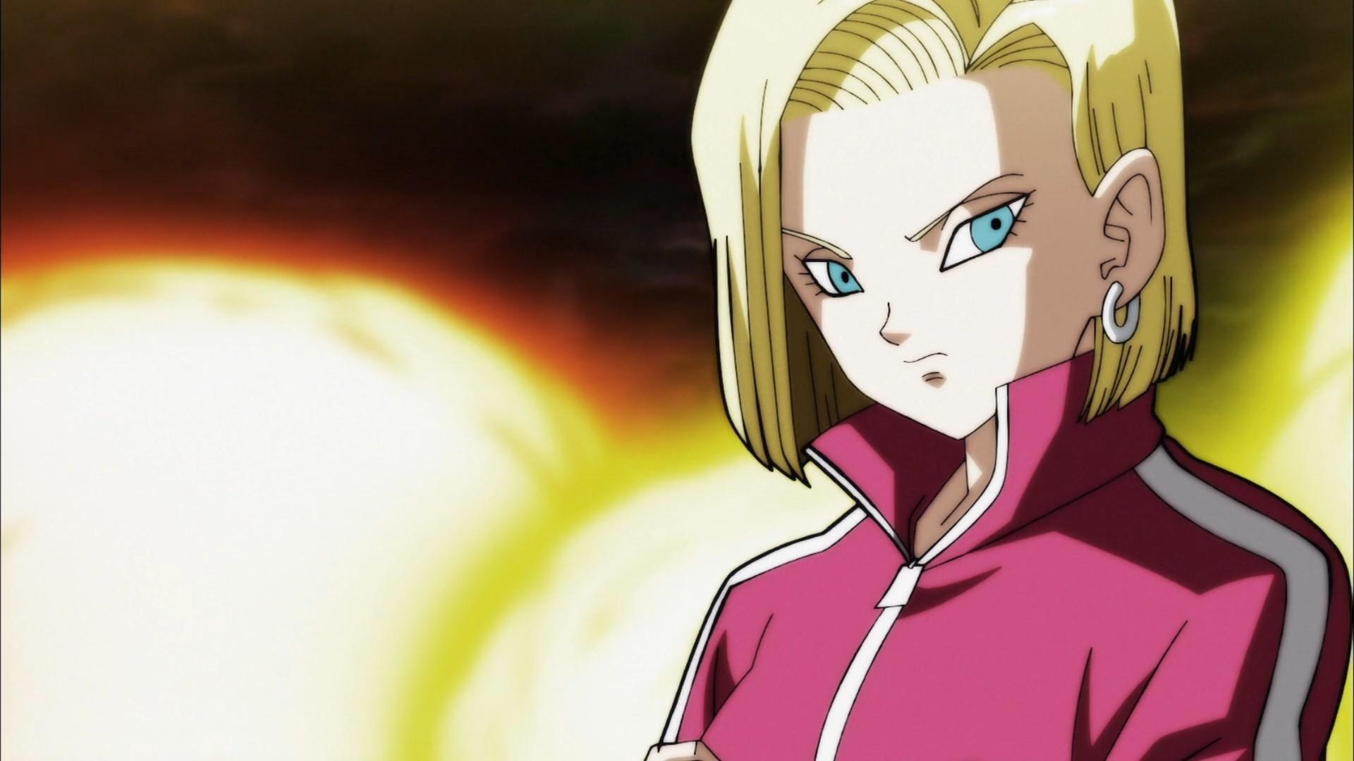 Super Android 18 Wallpapers Wallpaper Cave