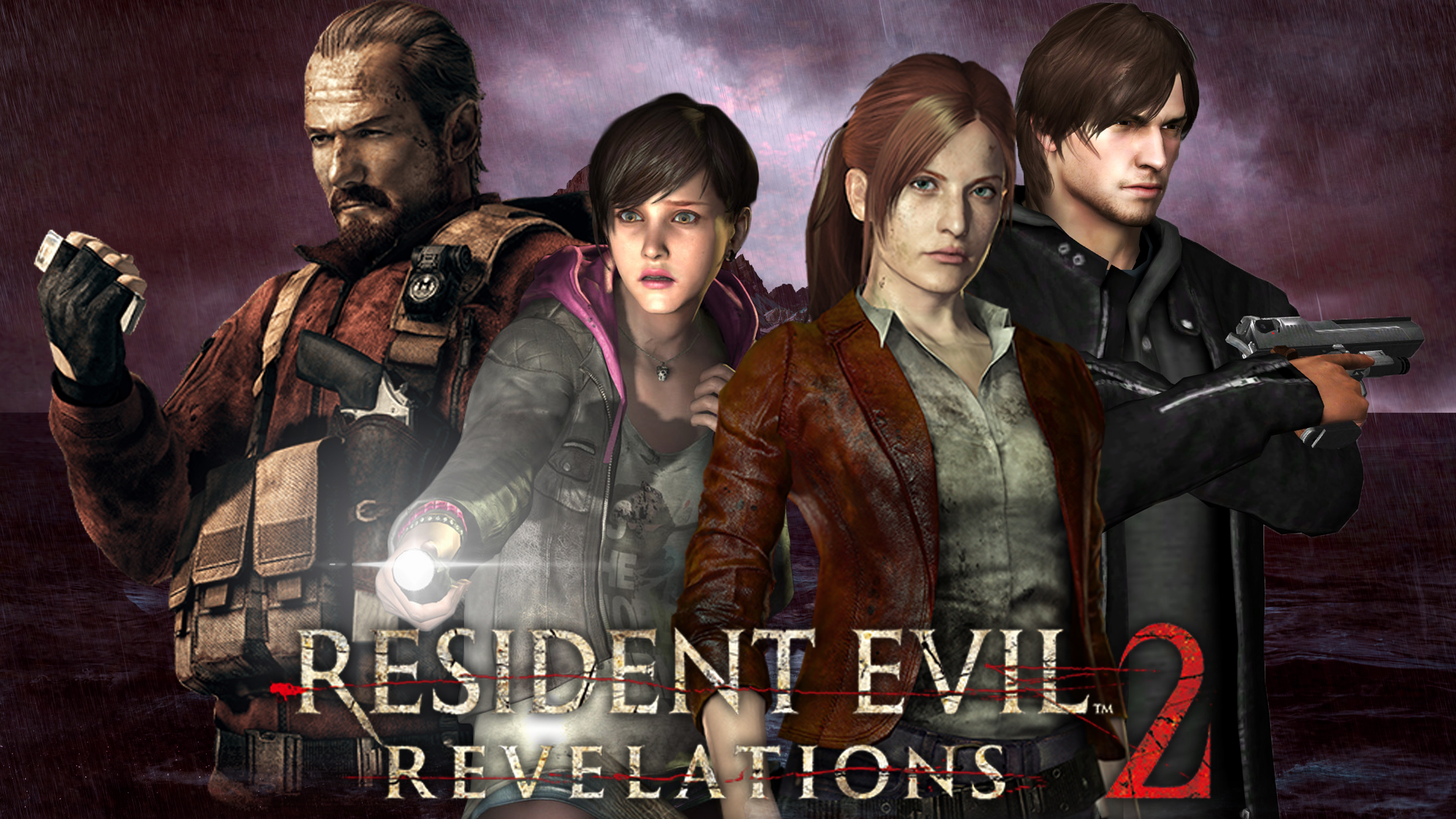 Resident Evil Revelations 2 Desktop Wallpapers Wallpaper Cave