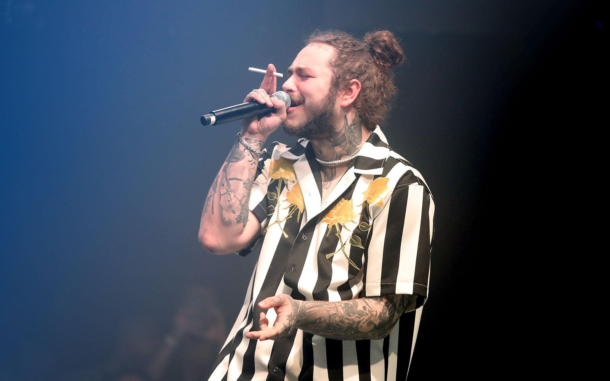 Post Malone Computer 2019 Wallpapers - Wallpaper Cave