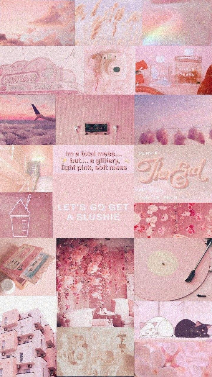 Baby Pink Aesthetic Wallpapers Wallpaper Cave