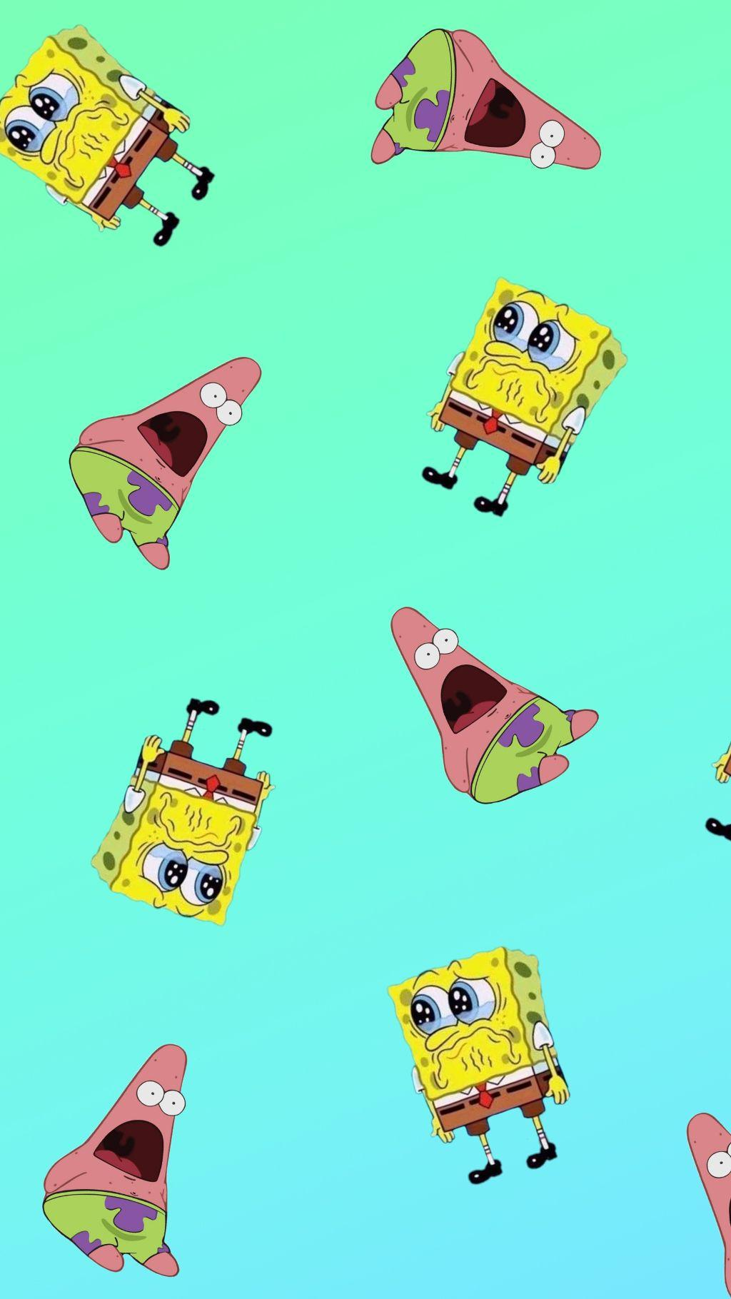 Aesthetic Patrick Wallpapers ...