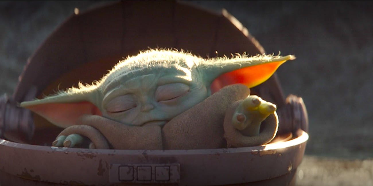 Baby Yoda Wallpapers Wallpaper Cave