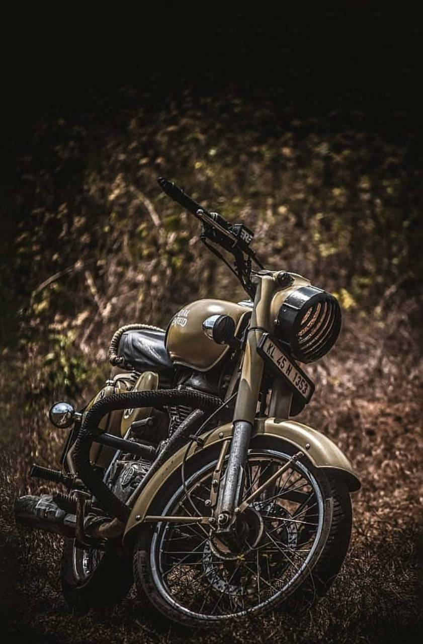 Mobile Hd Royal Enfield Wallpapers Wallpaper Cave