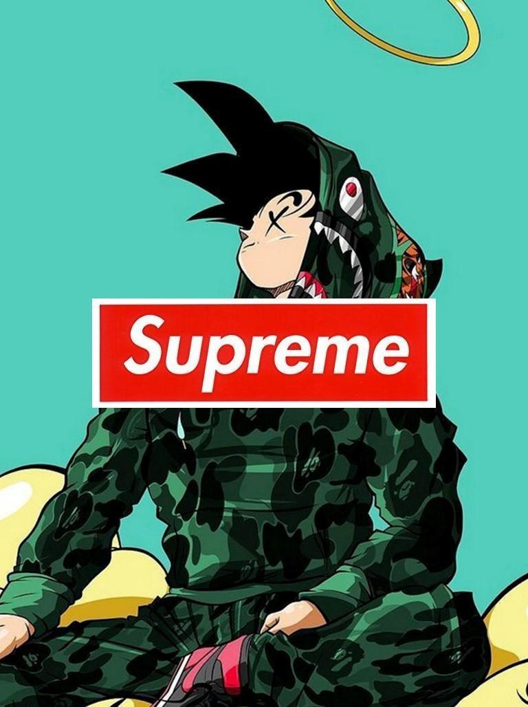 Supreme Anime Characters Wallpapers Wallpaper Cave