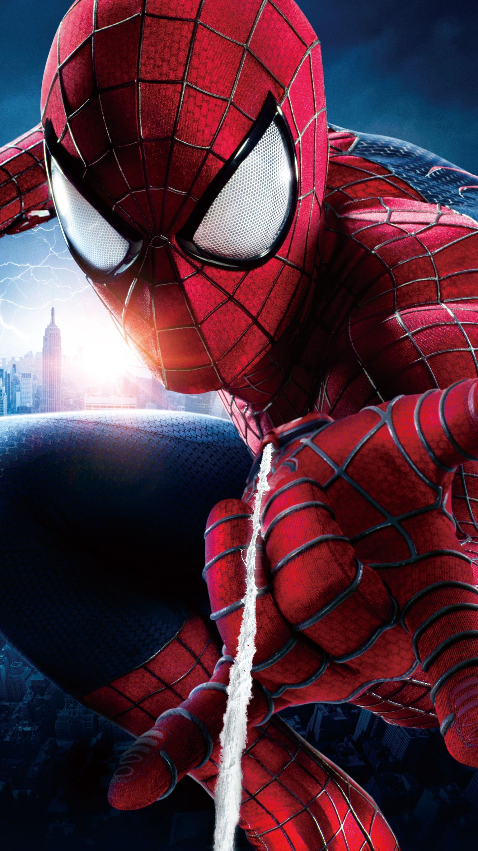 The Amazing Spider Man Iphone Hd Wallpapers Wallpaper Cave