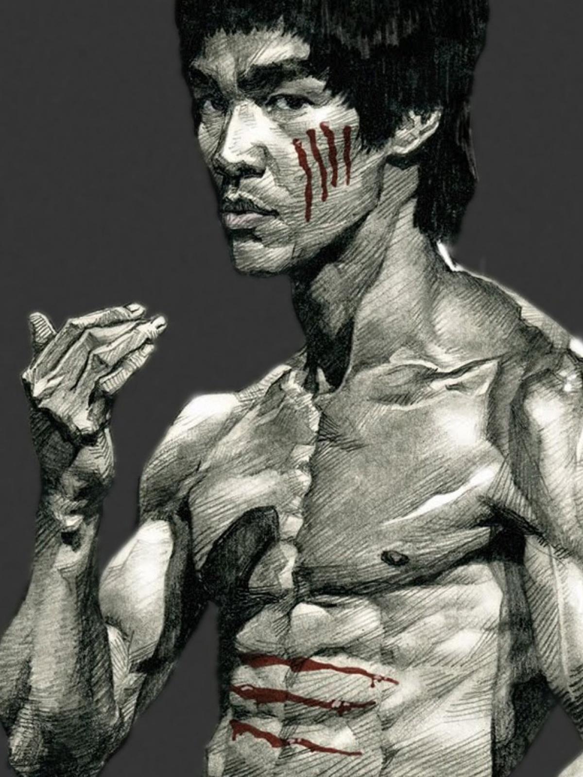 Bruce Lee Phone Wallpapers - Wallpaper Cave