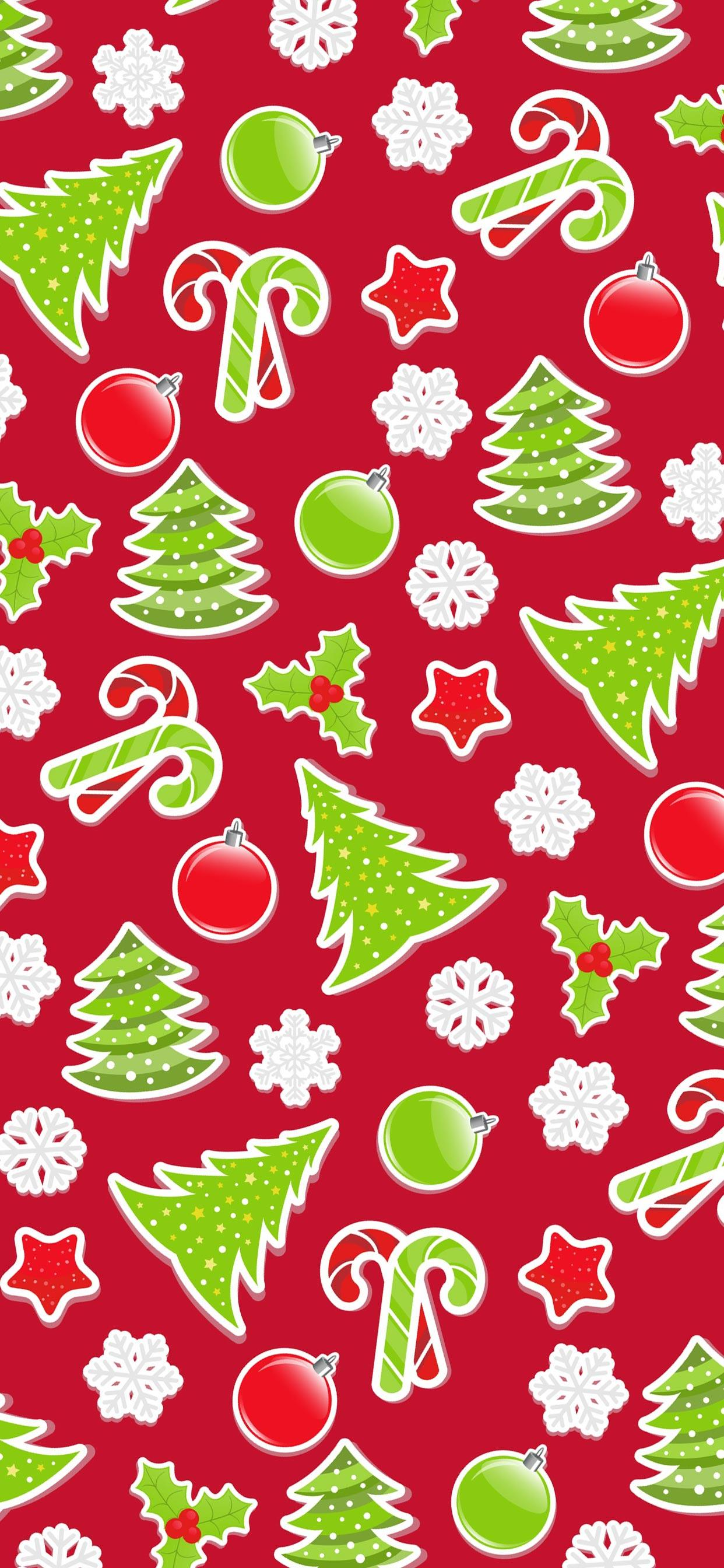 Christmas 2020 Phone Wallpapers Wallpaper Cave