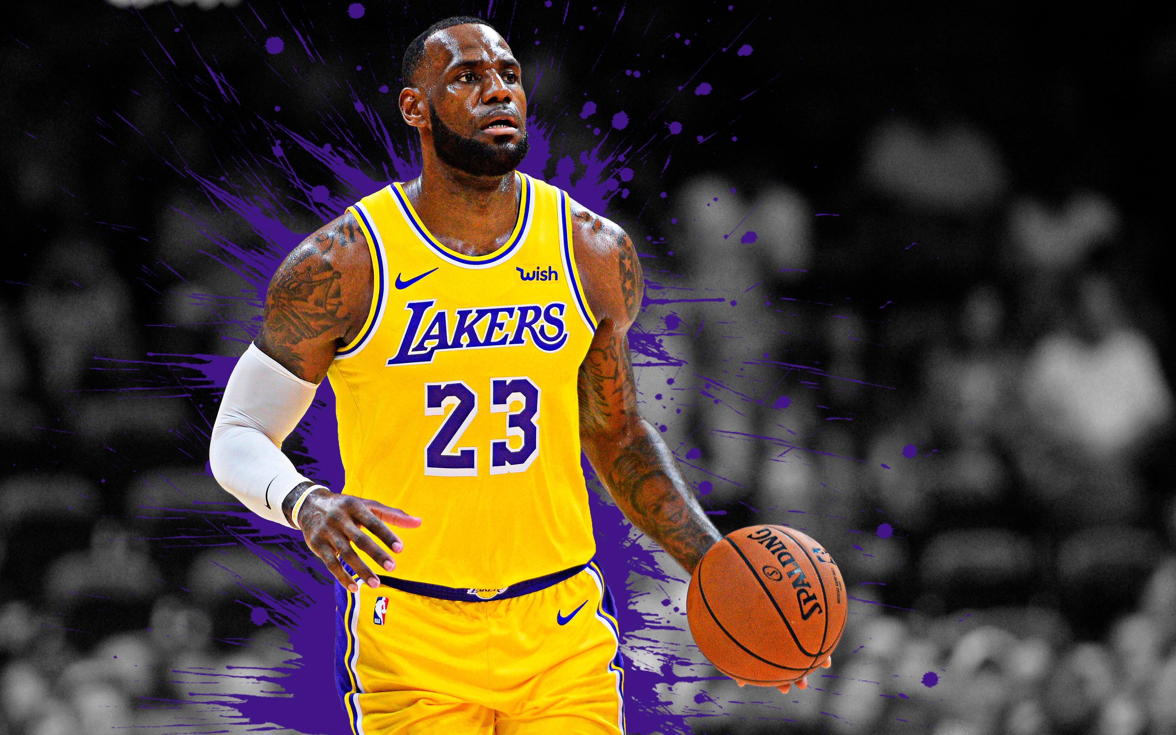 NBA 4K Wallpapers - Wallpaper Cave
