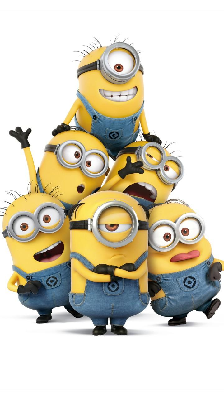 The Minions Android Wallpapers Wallpaper Cave