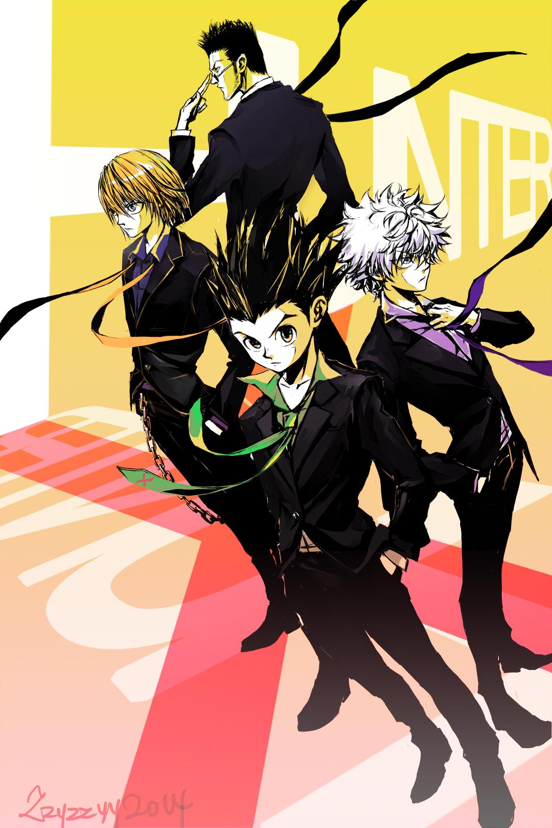 Hunter x Hunter Mobile Wallpapers